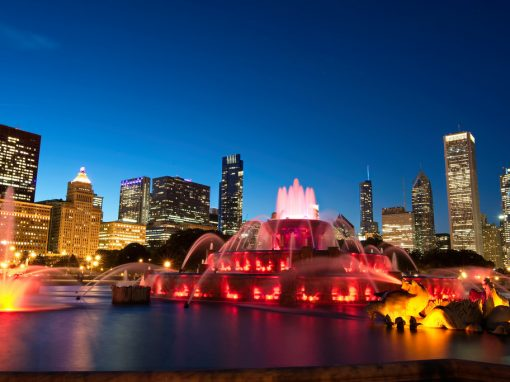 Buckingham Fountain Control System