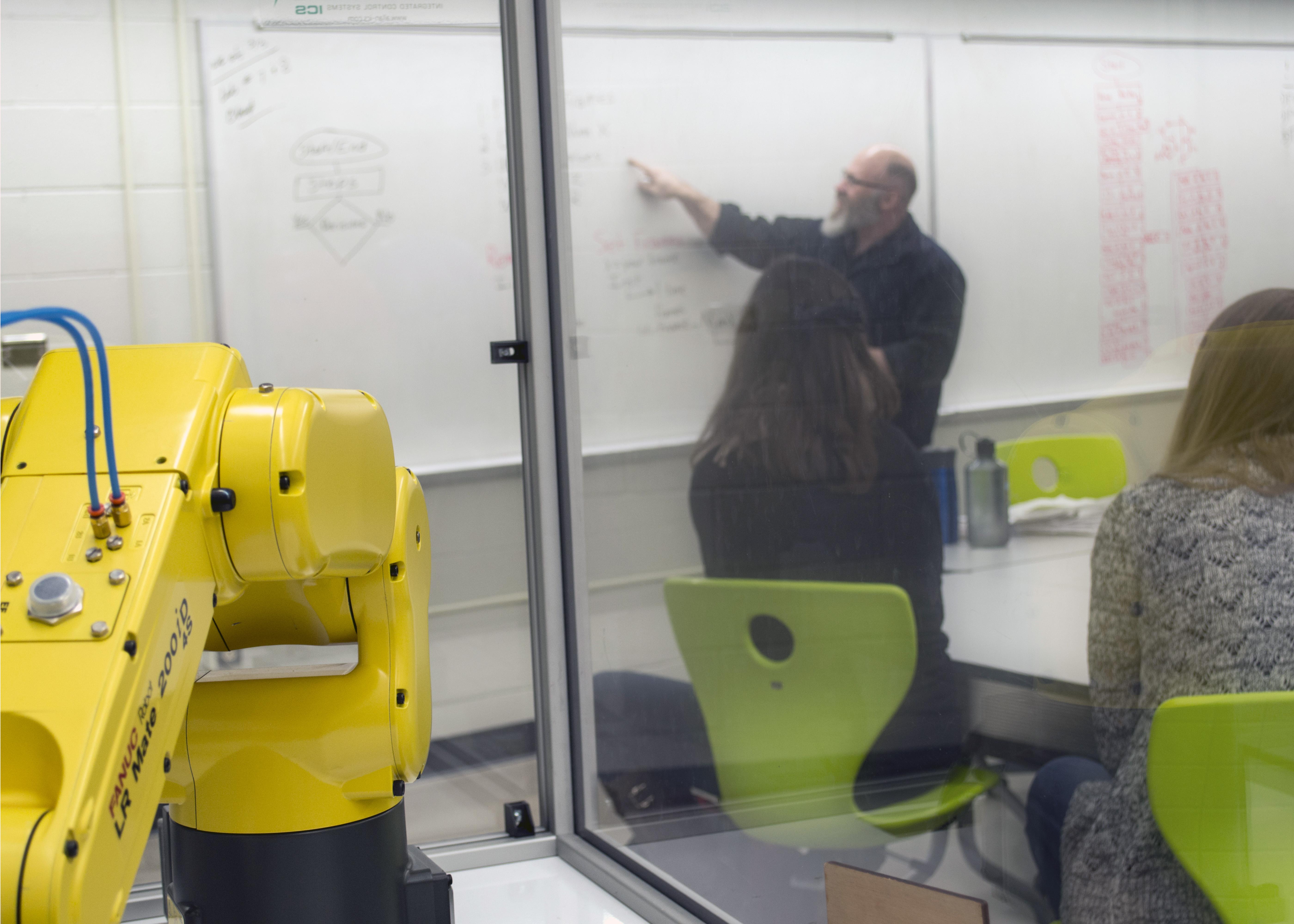 Allan ICS Fab Lab Suppor