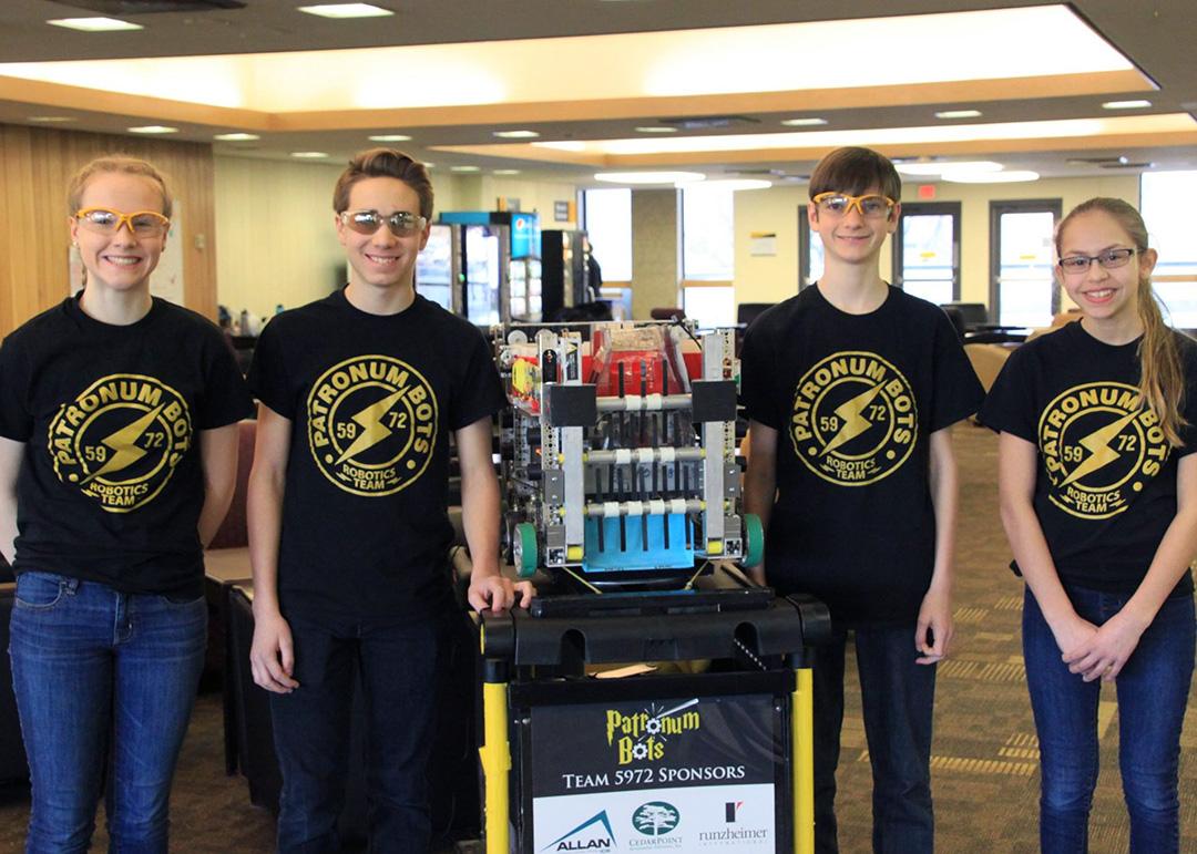 Patronum Bots - FTC Team